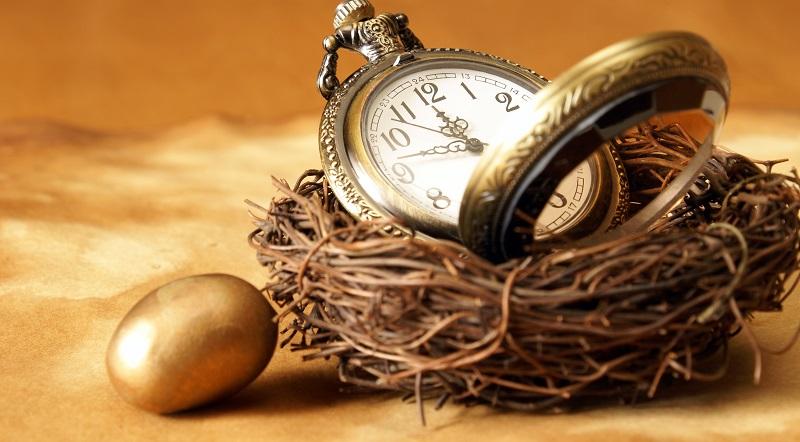 Inimene käsitleb aega pesadena